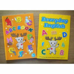 "画像1: 【TL-9917】""EVERYDAY ENGLISH/ABC BOOK"" COMBO SET"