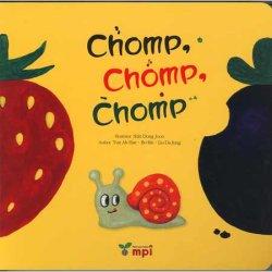 "画像1: 【M-2420】CD付き絵本 ""CHOMP, CHOMP, CHOMP"""