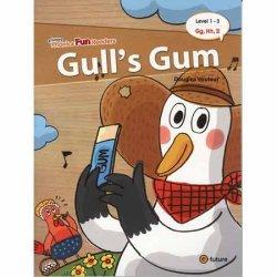 """画像1: 【TL5559】PHONICS FUN READERS LEVEL1-3 """"GULL'S GUM"""""""