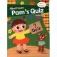 "【TL5562】PHONICS FUN READERS LEVEL1-6 ""PAM'S QUIZ"""