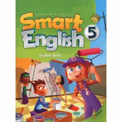 "画像1: 【TL-5859】 ""SMART ENGLISH 5""ーSTUDENT BOOK (WITH CD/CARDS)"