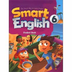 "画像1: 【TL-5860】 ""SMART ENGLISH 6""ーSTUDENT BOOK (WITH CD/CARDS)"