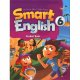 "【TL-5860】 ""SMART ENGLISH 6""ーSTUDENT BOOK (WITH CD/CARDS)"