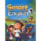 "【TL-5858】 ""SMART ENGLISH 4""ーSTUDENT BOOK (WITH CD/CARDS)"