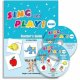 "【TL-9022】""SING AND PLAY!""-BLUE-TEACHER'S GUIDE  (日本語版/英語版)"