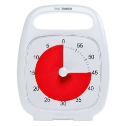画像1: 【TL-5510】TIME TIMER PLUS (WHITE)