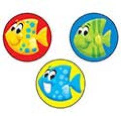 """画像1: 【T-83441】STINKY STIKCER """"SCHOOL FISH""""【在庫限定商品】"""