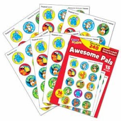 "画像1: 【T-83914】STINKY STICKER VALUE PACK ""AWESOME PALS"""