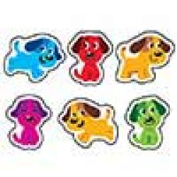 "画像1: 【T-46094】CHART SHAPE STICKER  ""PUPPY PALS"""