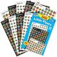 "【T-46931】CHART STICKER VARIETY PACK  ""LITTLE FLYERS"""
