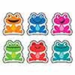 "画像1: 【T-46088】CHART SHAPE STICKER  ""HAPPY HOPPERS"""
