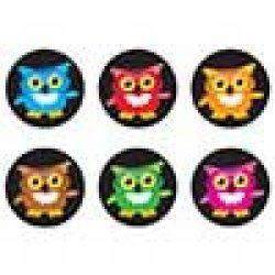 """画像1: 【T-46204】CHART STICKER  """"BRIGHT OWLS"""""""