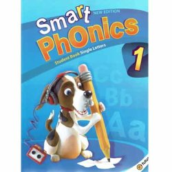 画像1: 【TL-35450】SMART PHONICS 1-STUDENT BOOK