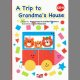 "【M-2558】CD付き絵本 ""A TRIP TO GRANDMA'S HOUSE"""