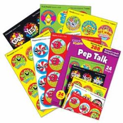 "画像1: 【T-83920】STINKY STICKER VARIETY PACK ""PEP TALK"""