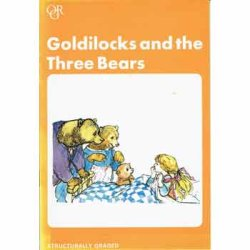 "画像1: OXFORD GRADED READER ""GOLDILOCKS AND THE THREE BEARS""[500 WORDS]【わけあり品】"