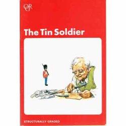 """画像1: OXFORD GRADED READER """"THE TIN SOLDIER""""[750 WORDS]【わけあり品】"""