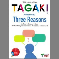 画像1: 【M-6776】TAGAKI THREE REASONS