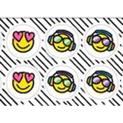 "画像1: 【CD-168308】CHART STICKER  ""KIND VIBES"""