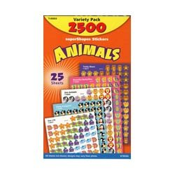 "画像1: 【T-46904】STICKER VAREITY PACK  ""ANIMALS"""
