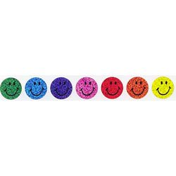 "画像1: 【T-46505】SPARKLE CHART STICKER  ""COLORFUL  SPARKLE SMILES"""