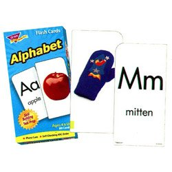 "画像1: 【T-53012】FLASH CARDS ""ALPHABET"""