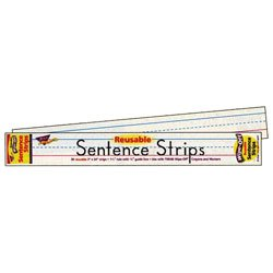 画像1: 【T-4001】WIPE-OFF SENTENCE STRIPS