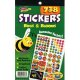"【T-5013】STICKER PAD ""BUGS & BLOOMS""【在庫限定商品】"