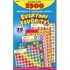 "【T-46916】CHART STICKER VARIETY PACK  ""EVERYDAY FAVORITES"""