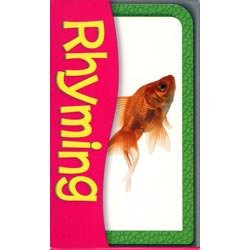 "画像1: 【T-23026】POCKET FLASH CARDS ""RHYMING"""